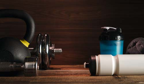 Que prendre avant une séance de musculation