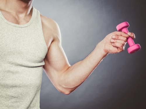 Les séries longues ne tonifient pas les muscles