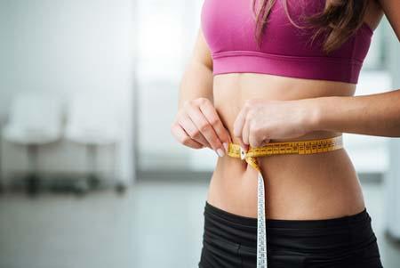 La perte de poids chez les femmes