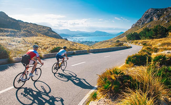 Les avantages du cyclisme